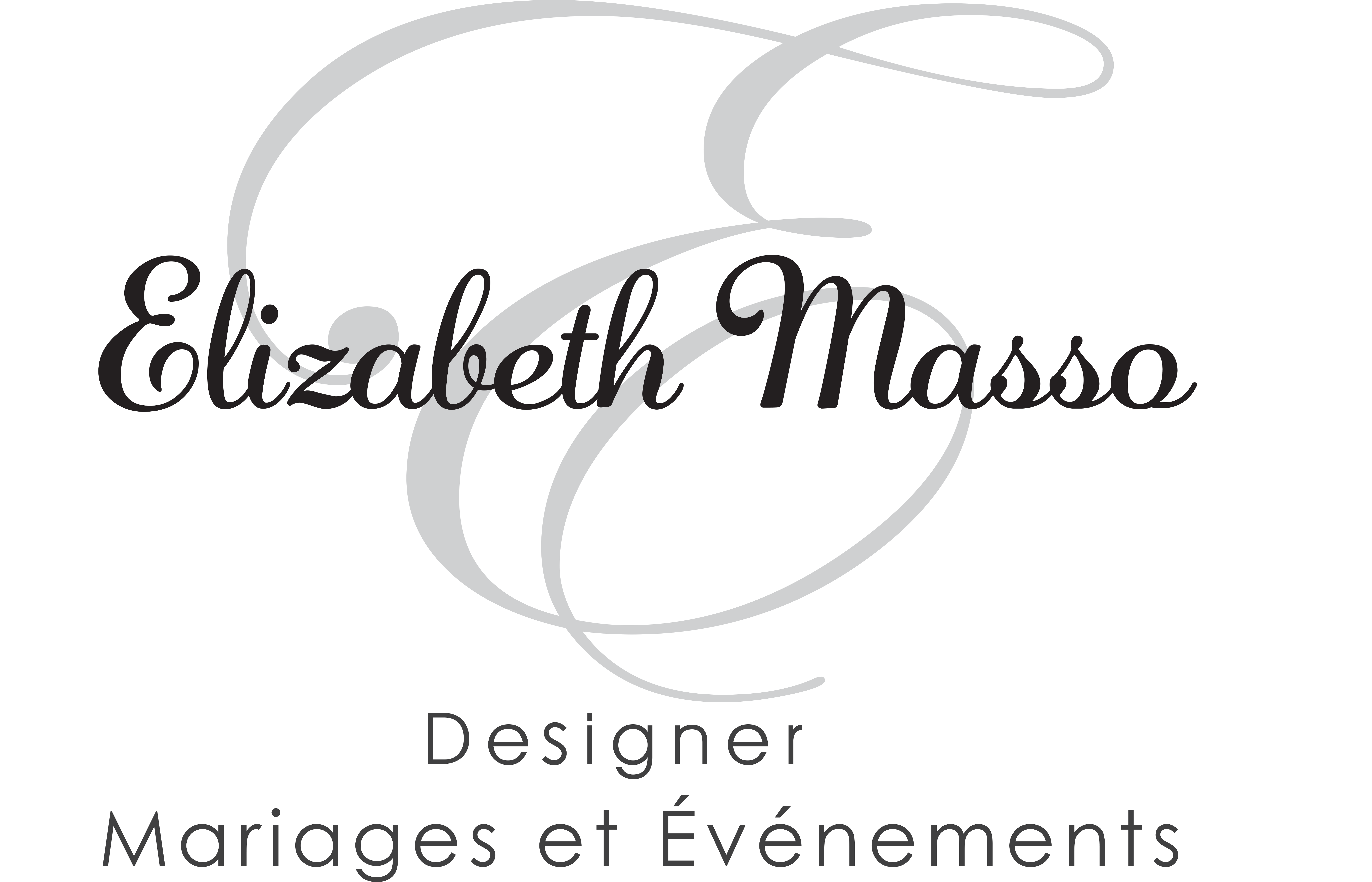 Elizabeth Masso Events Logo